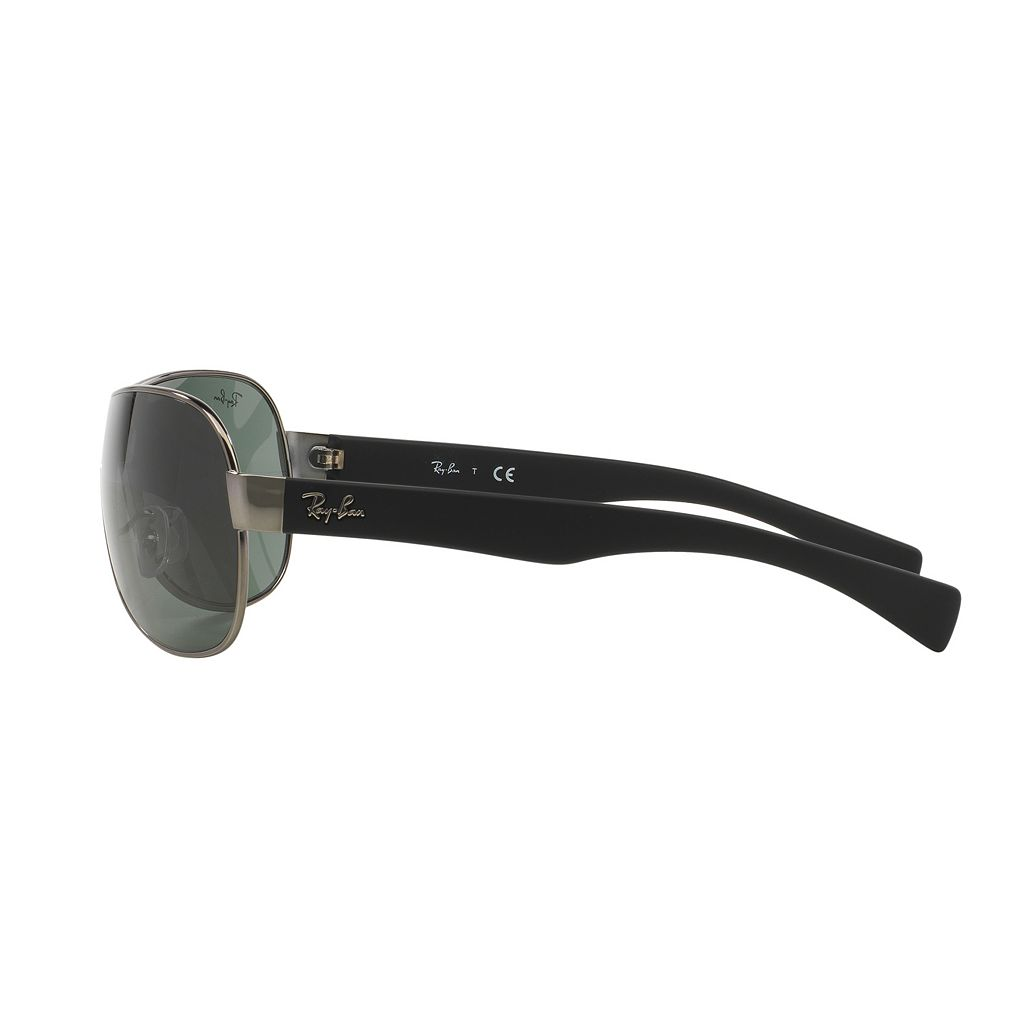 Ray-Ban Youngster RB3471 32mm Wrap Sunglasses