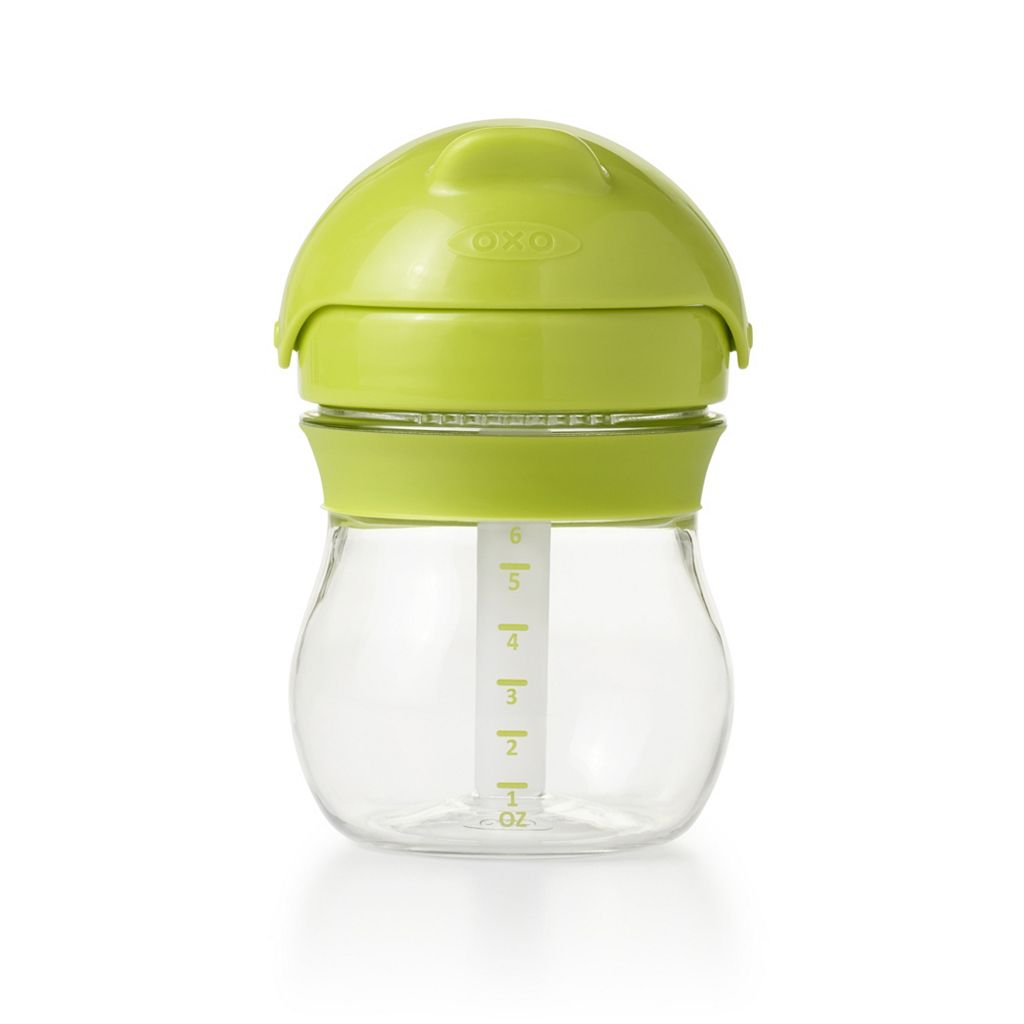 OXO Tot 6-oz. Transitions Straw Cup