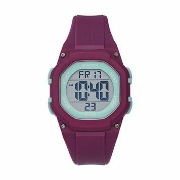 Armitron Women's Sport Digital Chronograph Watch - 45/7080PUR