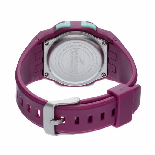 Armitron Women's Sport Digital Chronograph Watch - 45/7080PUR