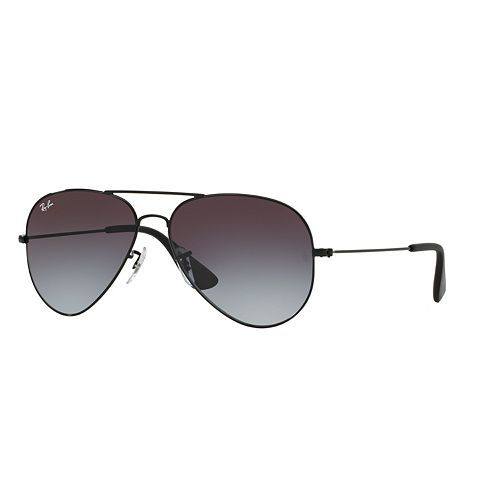 Ray-Ban Youngster RB3558 58mm Aviator Gradient Sunglasses