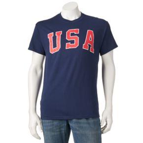 Men's USA Tee
