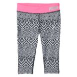 Girls 4-6x PUMA Geometric Capri Leggings