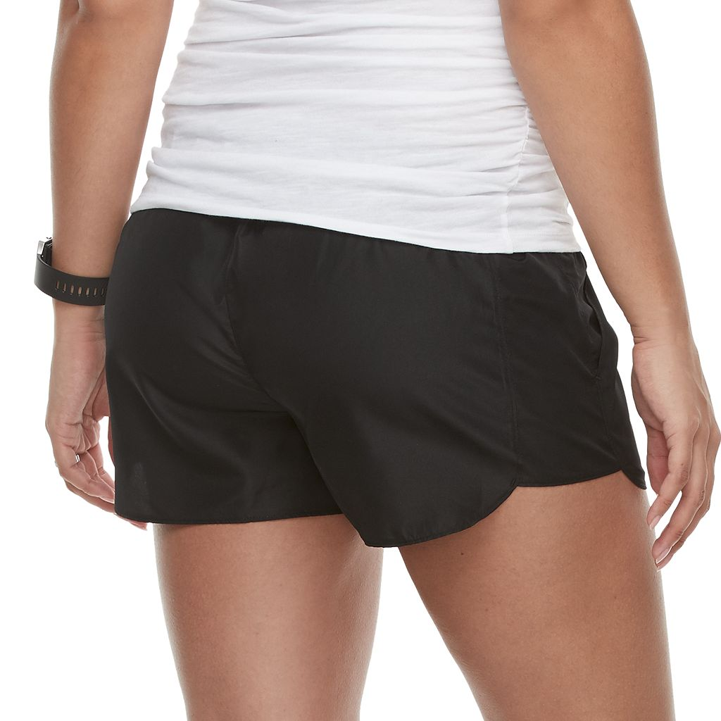 Maternity a:glow Underbelly Running Shorts