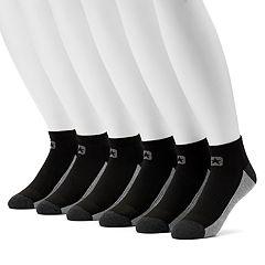 Men's Converse 6-pack Cushioned Low-Cut Socks