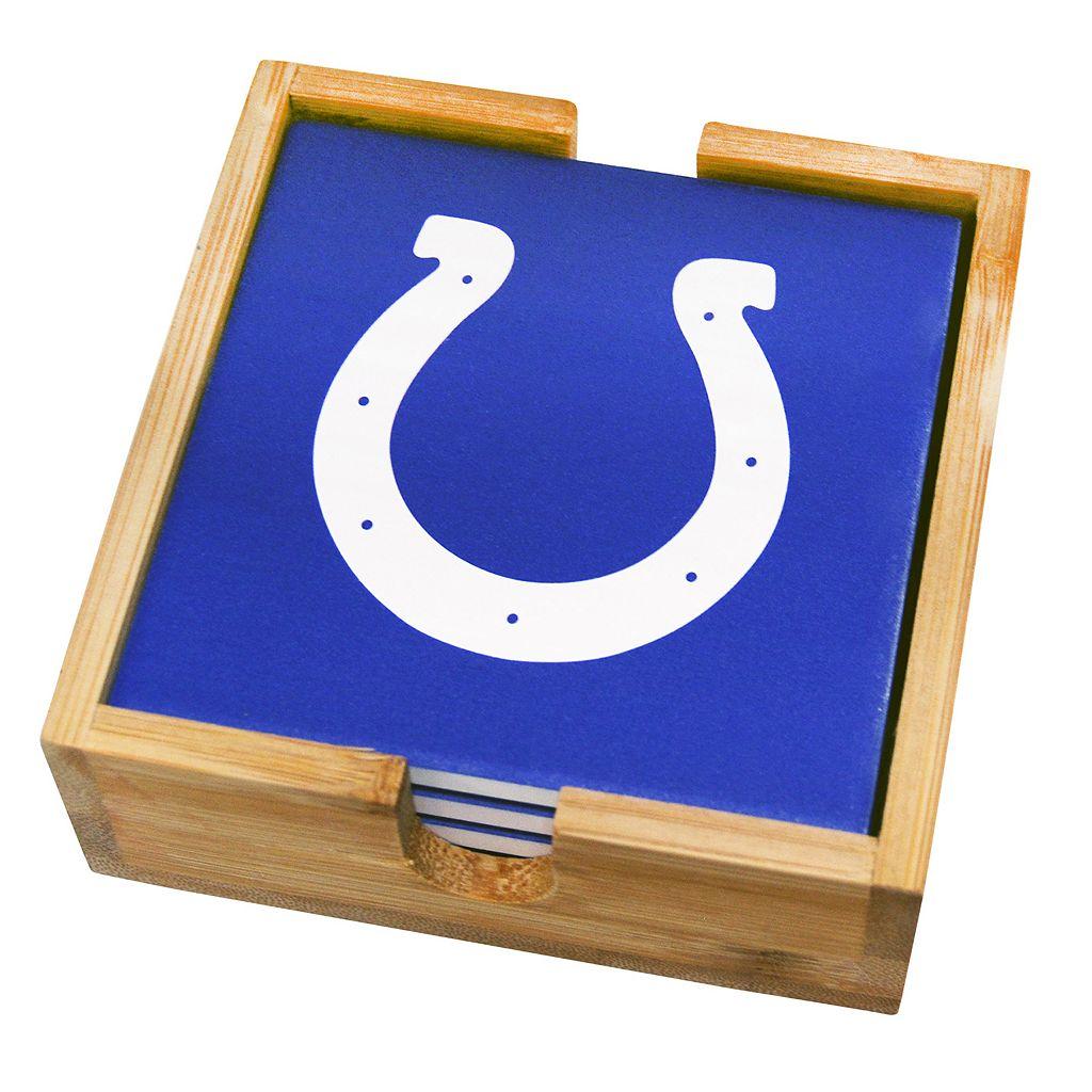 Indianapolis Colts Ceramic Coaster Set