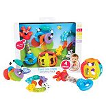 Playgro 4-pc. Twist & Chew Activity Pack