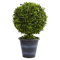 nearly natural Artificial Boxwood Ball Topiary