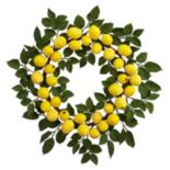 nearly natural Artificial Lemon Wreath