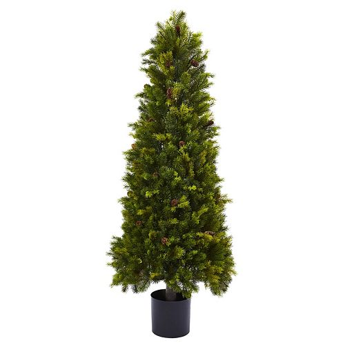 nearly natural 50-in. Artificial Pine Tree