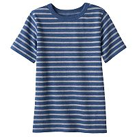 Boys 4-10 Jumping Beans® Striped Jacquard Tee