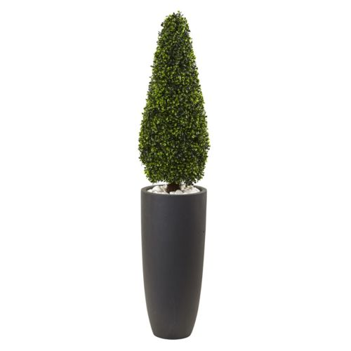 nearly natural Artificial Boxwood Topiary