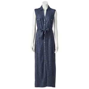 Women's Chaya Maxi Shirtdress
