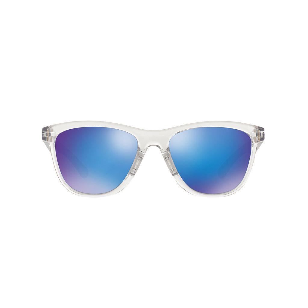 Oakley Moonlighter OO9320 53mm Square Sapphire Iridium Sunglasses