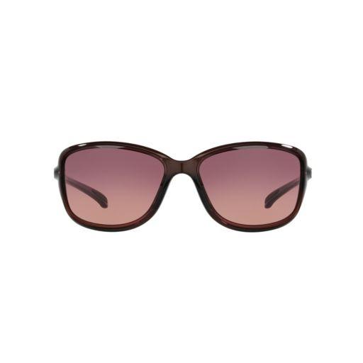 Oakley Cohort OO9301 62mm Rectangle Wrap Gradient Sunglasses