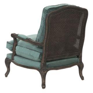 Safavieh Couture Miranda Velvet Accent Chair