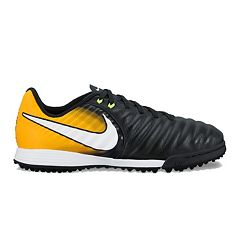 Nike Jr TiempoX Ligera IV Kids' Artificial Turf Soccer Cleats