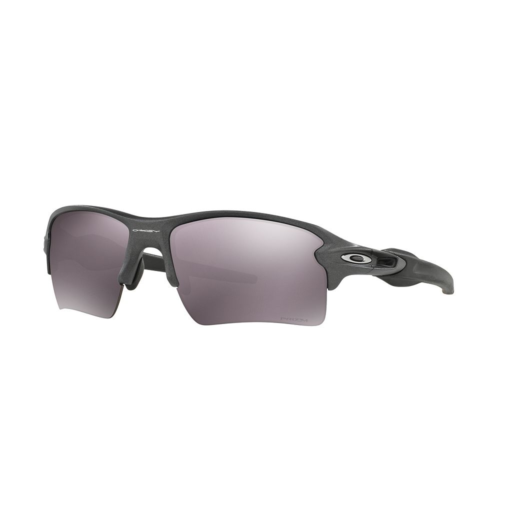 Oakley Flak 2.0 XL OO9188 59mm Wrap PRIZM Daily Polarized Sunglasses