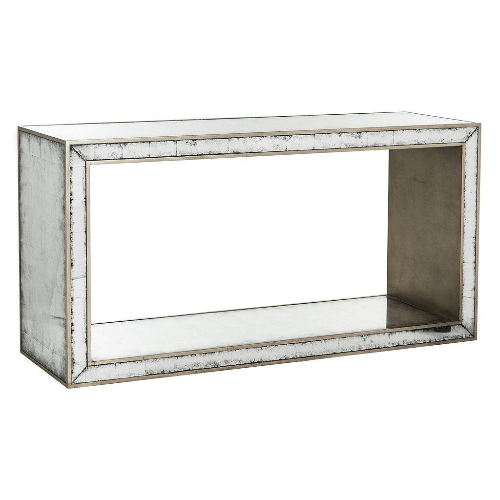 Safavieh Couture Rivera Acacia Wood Console Table