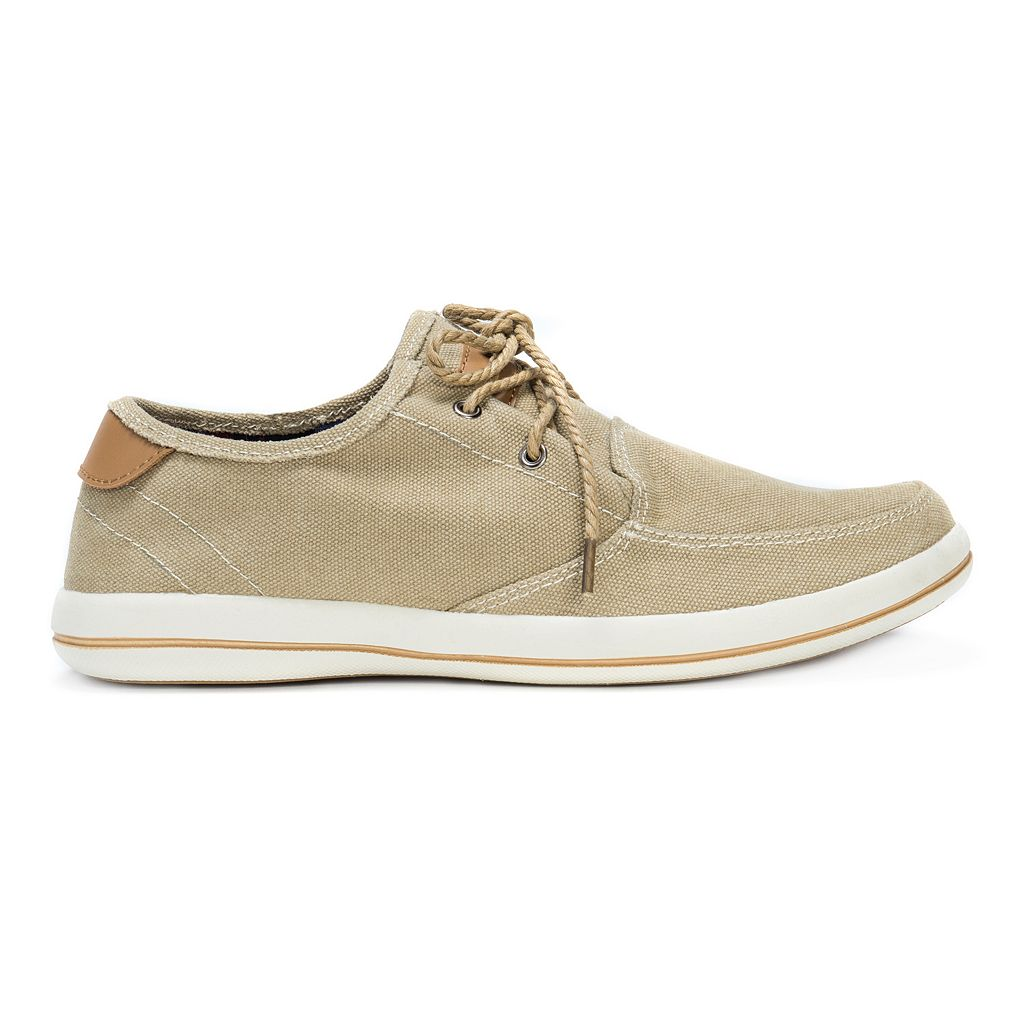 MUK LUKS Josh Men's Boat Shoes