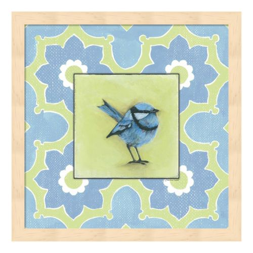 Blue Boy Framed Wall Art