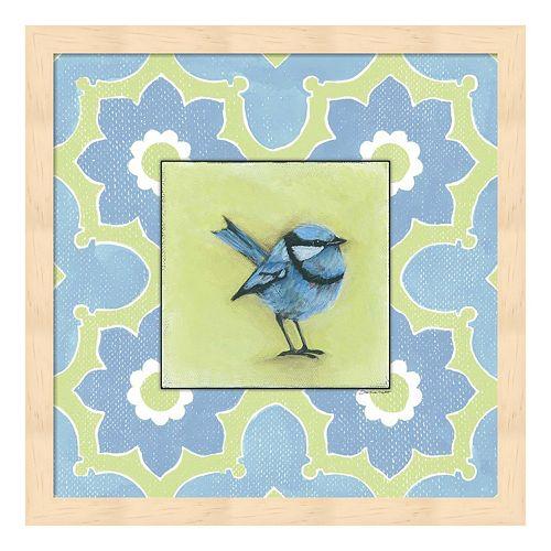 Blue Boy Framed Wall Art