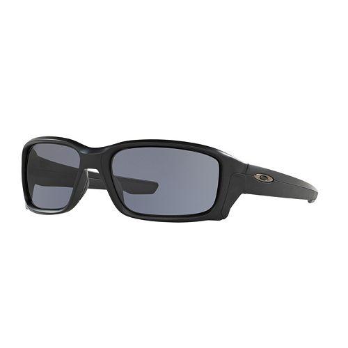 0b0752eb26 Oakley Straightlink OO9331 58mm Rectangle Wrap Sunglasses