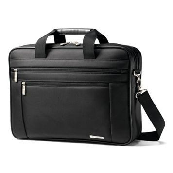 Samsonite 2-Gusset Perfect Fit Laptop Briefcase