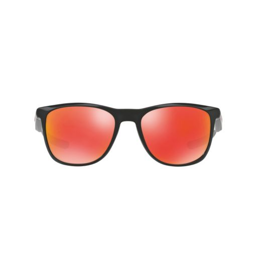 Oakley Trillbe X OO9340 52mm Square Ruby Iridium Polarized Sunglasses