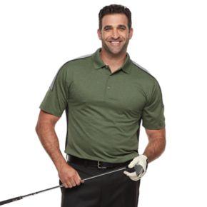 Big & Tall Men's Grand Slam MotionFlow 360 Colorblock Performance Golf Polo