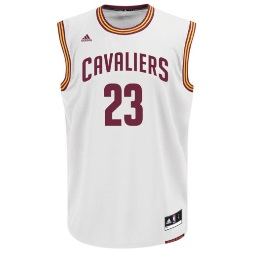 Men's adidas Cleveland Cavaliers LeBron James NBA Replica Jersey