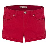 Girls 7-16 Levi's Scarlett Shorty Jean Shorts