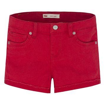 Girls 7-16 Levi's Scarlett Shorty Jean Shorts
