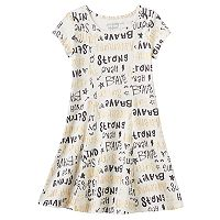 Girls 4-10 Jumping Beans® Princess Seam Skater Dress