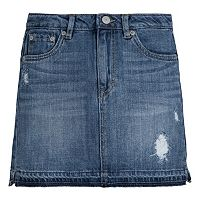 Girls 7-16 Levi's High Rise Icon Jean Skirt