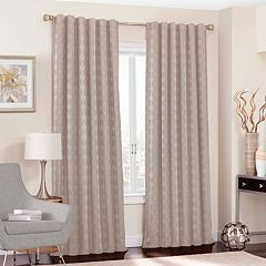 eclipse Thermalayer 1-Panel Adalyn Window Curtain