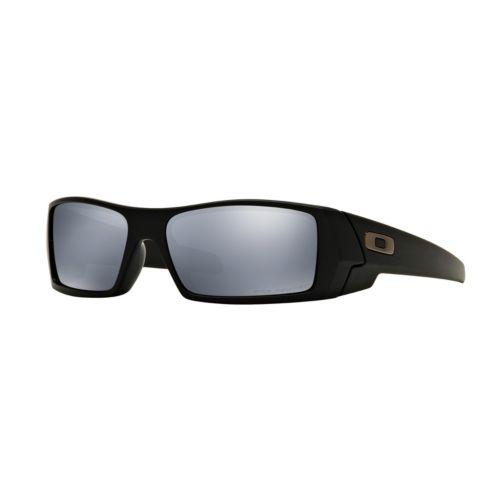 Oakley Gascan Oo9014 60mm Rectangle Wrap Polarized Sunglasses by Kohl's