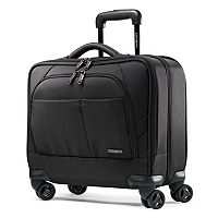 Samsonite Xenon 2 Mobile Office Laptop Spinner Briefcase