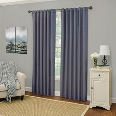 eclipse Thermaweave Blackout 1-Panel Cromwell Window Curtain
