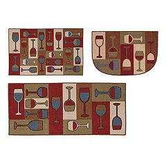 Mohawk® Home Vino Toss Kitchen Rug