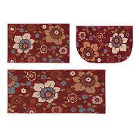Mohawk® Home By the Gate Floral Kitchen Rug