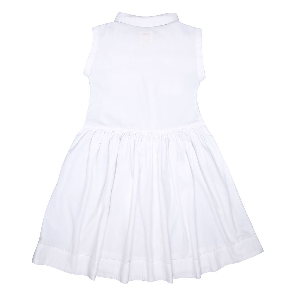 Girls 7-16 Levi's Rolled Sleeve Woven Dress