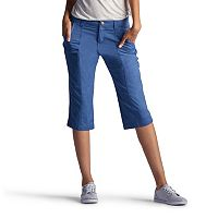 Women's Lee Lorelie Relaxed Fit Skimmer Capris