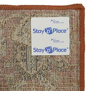 Mohawk Home 4-pack Stay ?N? Place Rug Tab Strip