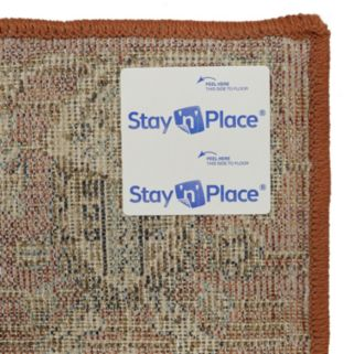 Mohawk 4-pack Stay 'N' Place Rug Tab Strip