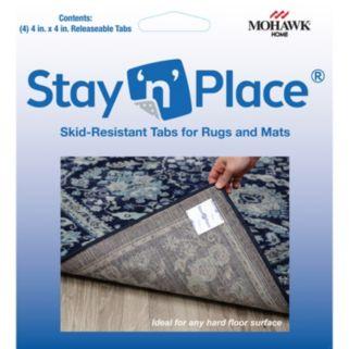 Mohawk 4-pack Stay 'N' Place Rug Tab Strip