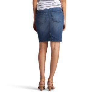 Women's Lee Coleman Jean Skirt