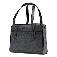 Samsonite Slim Heather Laptop Briefcase