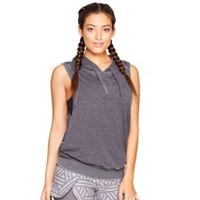 Women's Colosseum Commitment Sleeveless Hoodie