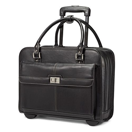Women's Samsonite Mobile Office Wheeled Laptop Briefcase
